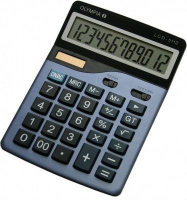 LCD 5112 Tischrechner