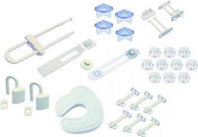 H+H BS 877 Baby Sicherheits Starter-Set 28-tlg.