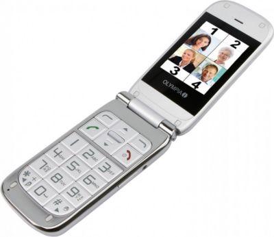 OLYMPIA Becco plus - Senioren Mobiltelefon in s...