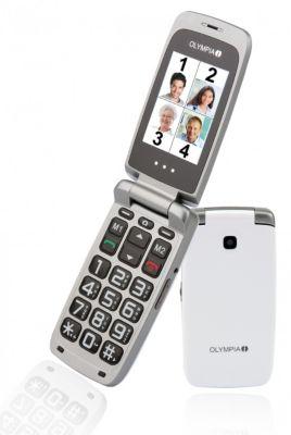 OLYMPIA Classic 2208 Komfort-Mobiltelefon, groß...