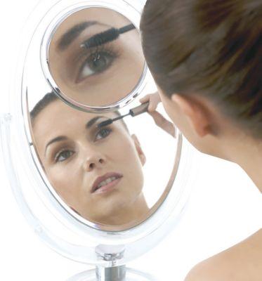 Spiegel in Spiegel Kosmetikspiegel 3in1