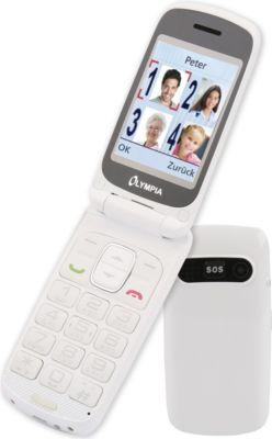 OLYMPIA Primus Senioren Komfort Mobiltelefon, g...