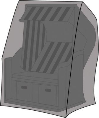 LEX Schutzhülle für Strandkörbe, 130 x 100 x 170/134 cm, Tragetasche