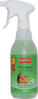 BALLISTOL Pferde Shampoo Brennnessel-Kamille Pu...
