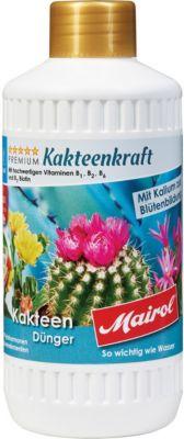 MAIROL Premium Kakteen Dünger Kakteenkraft Liquid, 500 ml | Dekoration > Dekopflanzen > Pflanzen | Ballistol
