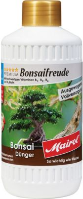 Ballistol Mairol Bonsai-Dünger Liquid 500 ml