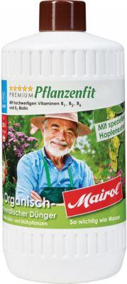 MAIROL Premium Organisch-mineralischer Dünger Pflanzenfit Liquid, 1.000 ml   Garten > Pflanzen > Dünger   Ballistol