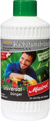 MAIROL Premium Universal Dünger Wachstumskristalle, 600 g   Garten > Pflanzen > Dünger   Grün   Ballistol