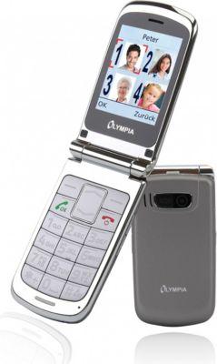 OLYMPIA Style Plus Senioren Komfort Mobiltelefo...