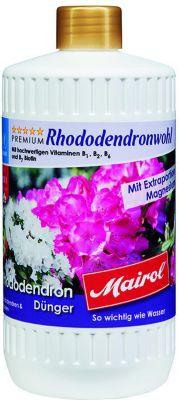 MAIROL Premium Rhododendron Dünger Rhododendronwohl Liquid, 1.000 ml   Garten > Pflanzen > Dünger   Ballistol