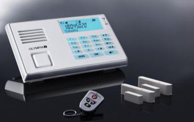 Olympia OLYMPIA Protect 9035 Drahtloses GSM-Alarmanlagen-Set