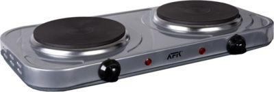 AFK Doppelkochplatte 2 x 1000 Watt DKP-2000.15