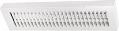 STARLICHT OFFICE CUBE T5 Wand- und Deckenleuchte, EEK A+ (Spektrum: A++ bis E), 2 x 14 W, Weiß