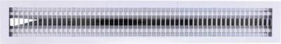 STARLICHT OFFICE CUBE T5 Wand- und Deckenleuchte, EEK A+ (Spektrum: A++ bis E), 2 x 28 W, Weiß