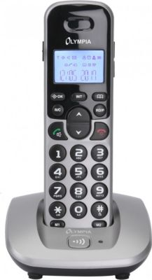 OLYMPIA DECT 5000 Schnurloses ECO-Mode DECT Tel...