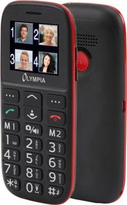 OLYMPIA Bella Senioren Mobiltelefon, große Tast...