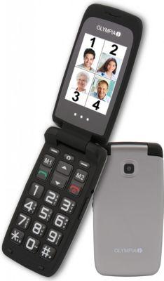 OLYMPIA Classic 2207 Komfort-Mobiltelefon, groß...