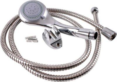 LEX Duschkopf mit Mehrfachfunktion und Schlauch, 150 cm | Bad > Duschen > Duschköpfe | Sonstiges