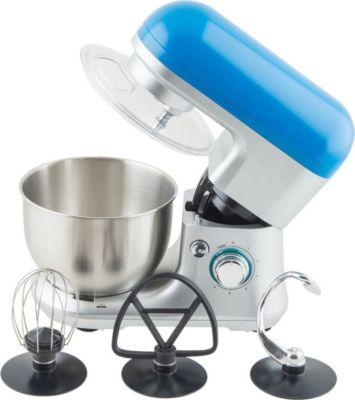 WINKEL RX60 Küchenmaschine 600 W, Blau | Küche und Esszimmer > Küchengeräte > Rührgeräte und Mixer | H.Koenig