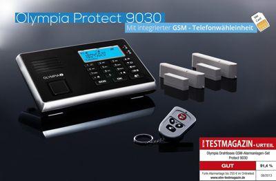 Olympia  Funk-Alarmanlage Protect 9030