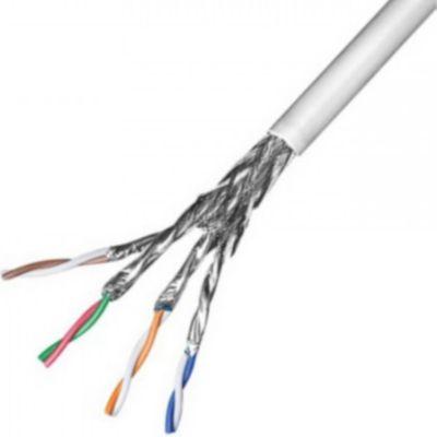 Netzwerkkabel Verlegekabel Cat6 100m SFTP halogenfrei LSOH