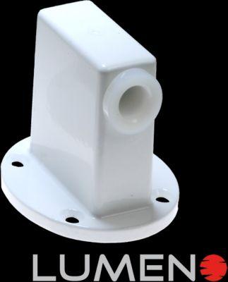 6179W hochwertiger Wandhalter aus Aluminium für Lupenleuchten/Lupenlampen