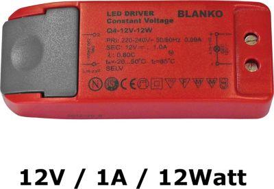 Blanko Transformator für LED-Strips und Leuchtm...