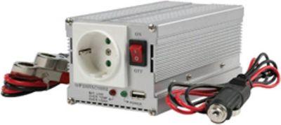 INV300WU-12 KFZ-Spannungswandler 12V DC zu 230V AC, mit USB, 300W
