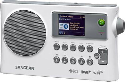 WFR-28C Internetradio mitDAB/ DAB+ Radio mit UKW/RDS