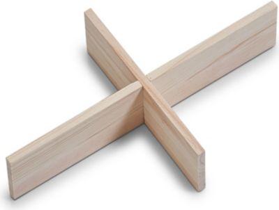 13370 Fächereinteilung für 13140, 4 Fächer Kiefer