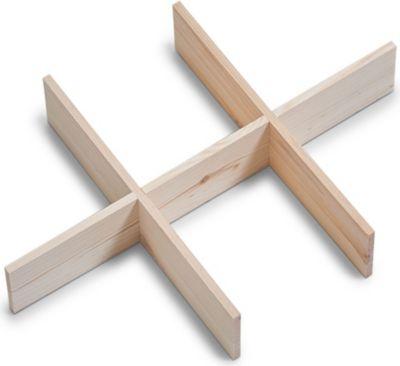 13371 Fächereinteilung für 13145, 6 Fächer Kiefer