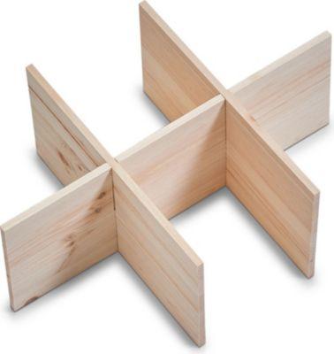 13372 Fächereinteilung für 13143, 6 Fächer Kiefer