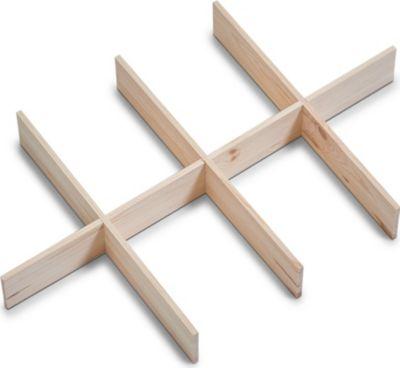 13373 Fächereinteilung für 13146, 8 Fächer Kiefer