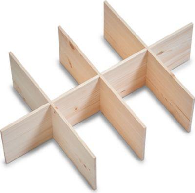 13374 Fächereinteilung für 13144, 8 Fächer Kiefer