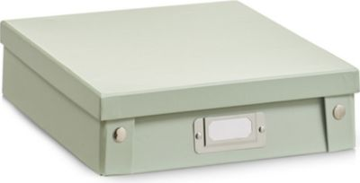 17590 A4-Box, Pappe, jade