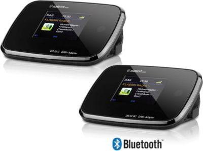 DR 52 Radio-Adapter zum Anschluss an Stereoanlagen mit u ohne Bluetooth Größe: Mit Bluetooth