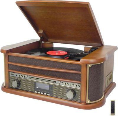 Soundmaster NR545DAB Nostalgie Stereo Musikcent...