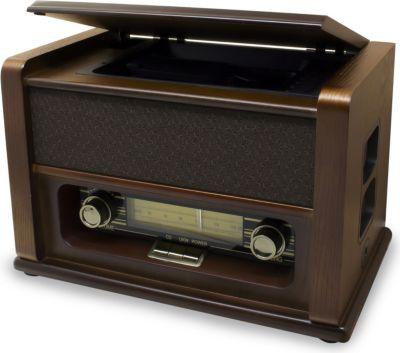 Soundmaster NR976 Nostalgie Musikcenter mit CD ...