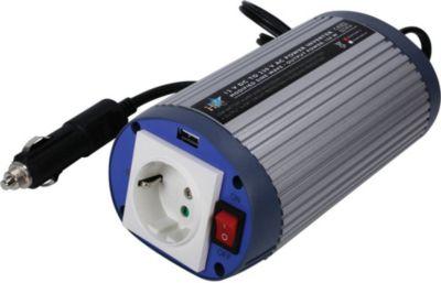 Spannungswandler (Wechselrichter) 12V auf 230V, 150 Watt