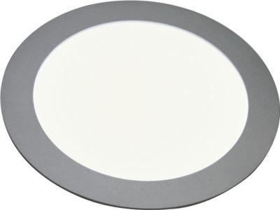 LED Panel rund, 12W, 96 LED, 199mm