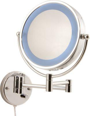 Kosmetikspiegel JANUS2 mit LED Beleuchtung beleuchteter Spiegel