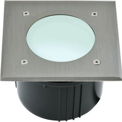 LED Aluminium Bodeneinbaustrahler AACHEN Einbaustrahler tageslichweiß