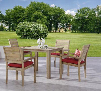 gartenm bel teak stuhl preisvergleich die besten. Black Bedroom Furniture Sets. Home Design Ideas