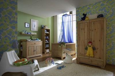 Babyzimmer Kinderbett Schrank