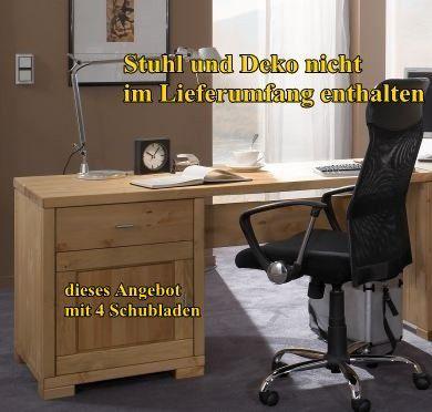Schreibtisch Kiefer