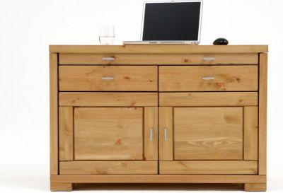 Kommode Schreibtisch Kiefer