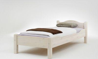 Bett Kiefer massiv Holz