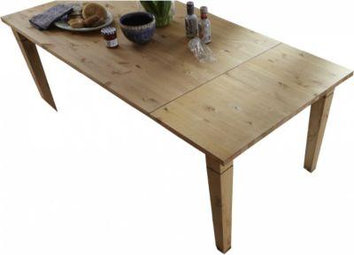 Tisch ausziehbar Kiefer massiv