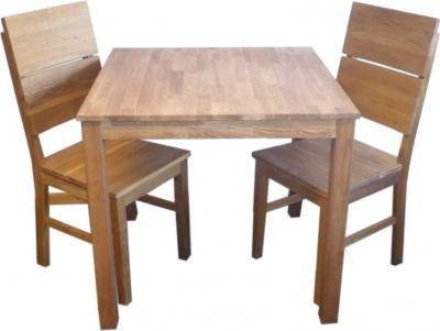 Tischgruppe eckbankgruppe eiche rustikal plus de - Stuhle rustikal ...