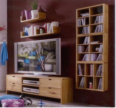 geölt massiv wohnwand preisvergleich • die besten angebote online, Hause ideen